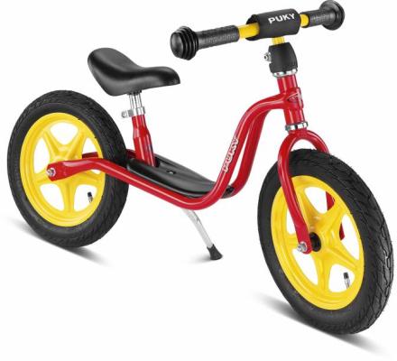 PUKY LR 1L Løbecykel, Rød