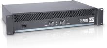 LD Systems DJ 800 Amplifier 2x240W 8 Ohms