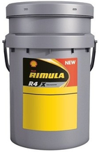 Motorolja SHELL 15W-40 RIMULA R4 X 20L