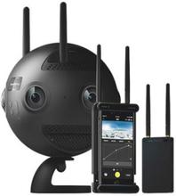 Insta360 Pro 2 - 360 grader aktionkamera - monterbar / 30 fps - Wi-Fi
