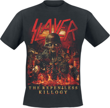 Slayer - The Repentless Killogy -T-skjorte - svart