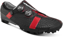Bont Vaypor G Road Shoes - EU 40 - Black/Red
