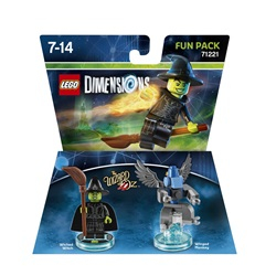 LEGO Dimensions Fun Pack - Wicked Witch of the West - wupti.com