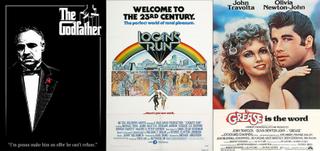 Classic 70s film affisch Photo Print Film Film Wall Decor fläkt kon...