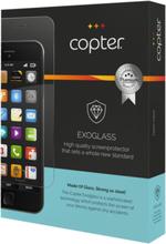 COPTER EXOGLASS IPHONE X Svart