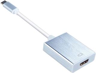 USB 3.1 type-C hankontakt till HDMI honkontakt 15.5CM