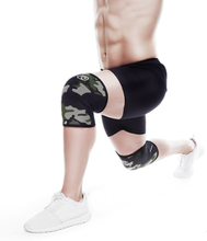 Rx Knee Support Black/Camo 5mm