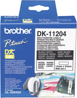 Brother Brother Etikett Brother universal 17x54mm (400)