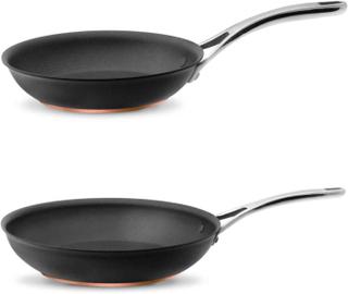 Meyer Anolon Nouvelle Copper 2-del Stekpanna 30 cm & Stekpanna 20 cm