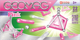 Geomag, Panels Pink, Rosa, 22