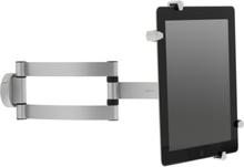 DELTACO, pad wall/table mount, arm, 45 tilt, 180 swivel