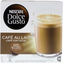 Nescafe Dolce Gusto Café© Au Lait kaffekapslar, 16 port