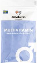 Multivitamin Man 60-pack