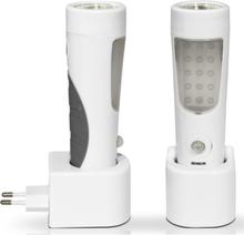 GP SECURELITE 3IN1, Laddningsbar nödlampa