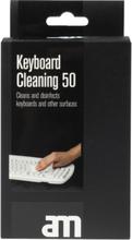 AM AM rengjøringskluter for tastatur 50 stk