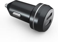 Champion Dual USB Laddare 12/24V 4.8A