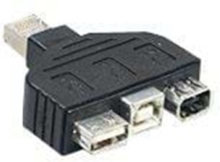 USB & FireWire adapter for TC-NT2