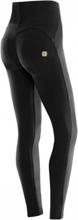 WR.UP® high waist skinny - N0 - Black