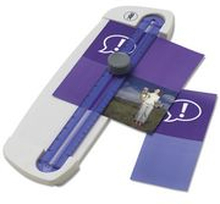 Rexel Skärmaskin, SmartCut™ A100, A4, svart