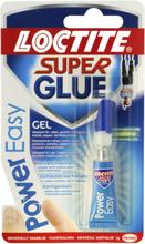 Superlim LOCTITE Power Easy gel 3g
