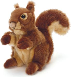 Teddykompaniet,Ekorre 23 cm, Teddykompaniet