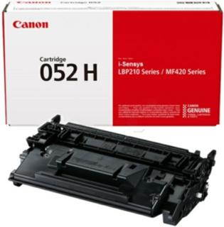 Canon Canon Canon 052H Toner svart, 9.200 sider