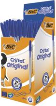 BIC Cristal Medium Blå 1.0 (50)