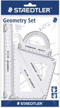 Geometriset i 4 delar, transparent