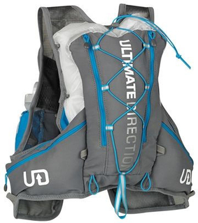 Ultimate Direction SJ Ultra Vest 2.0 Gunmetal S 2016 Löparryggsäck