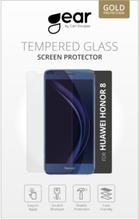GEAR Härdat Glas Huawei Honor 8 Full Fit Svart