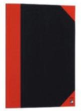 Kinabok Bantex A4 linjerat 96 blad
