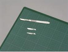 Bantex Skärmatta, 450 x 300 x 3 mm, PVC-plast, grön