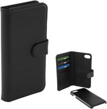 Champion Wallet Case Svart iPhone 7/8/SE 2 gen