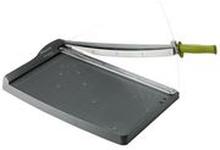 Rexel Skärmaskin, ClassicCut™ CL120 Guillotine, A3, blad i rostfritt stål, 10 ark, 108 x 388 x 632mm, kolsvart
