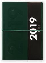 Ordning & Reda - Jorgen Calendar 2019 A6 11x15 cm, Dark Green