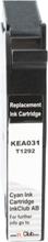inkClub Blekkpatron, erstatter Epson T1292, cyan, 10 ml