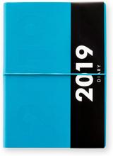 Ordning & Reda - Jorgen Calendar 2019 A6 11x15 cm, Turquoise