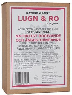 Lugn & Ro, Naturbalans