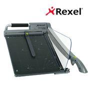 Rexel Skärmaskin, ClassicCut™ CL200 Guillotine, A4, blad i rostfritt stål, 15 ark, 152 x 403 x 660mm, kolsvart
