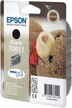 Epson Epson T0611 Blekkpatron svart, 250 sider