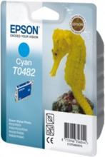Epson Epson T0482 Blekkpatron cyan, 13 ml