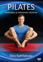 Pilates - Aloittelijan ja edistyneen ohjelmat - Tero Kattilakoski -DVD
