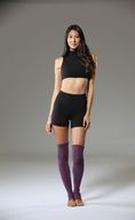 ToeSox Thigh High Sasha Leg Warmers-säärystimet (Dusk)