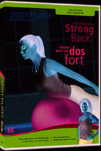 Stott Pilates The Secret to a Strong Back-DVD