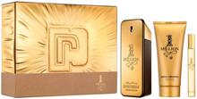 Paco Rabanne One Million Eau De Toilette Spray 100ml Set 3 Pieces 2020