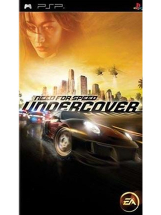 Need for Speed Undercover - Sony PlayStation Portable - 12 - Kilpa-ajo