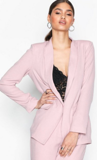 NLY Trend The It Blazer Kavajer Ljus Rosa