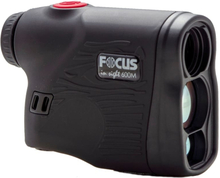 Focus Range Finder 600 kikkerter Sort OneSize