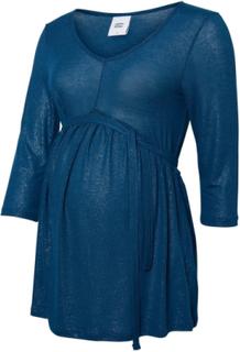 MAMA.LICIOUS Glitter Mammatopp Women Blue