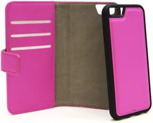 Magnet Wallet iPhone 6/6s (Hotpink)